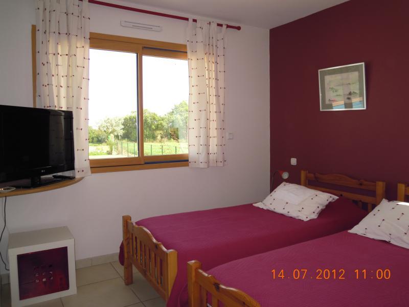 chambre 2 - 2 lits 90