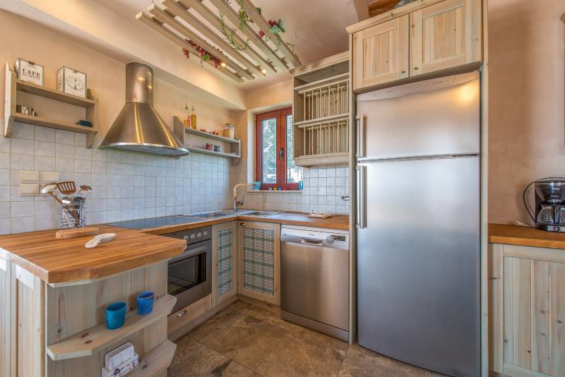 Villa Rosa kitchen