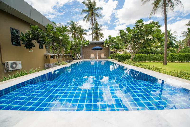Villa Na Pran - Your private pool villa near beach, holiday rental in Pranburi
