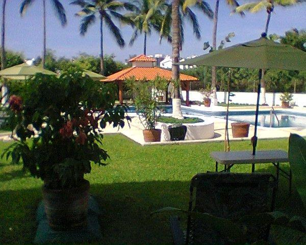 The lawns are well manicured and cleaned daily for your poolside enjoyment.