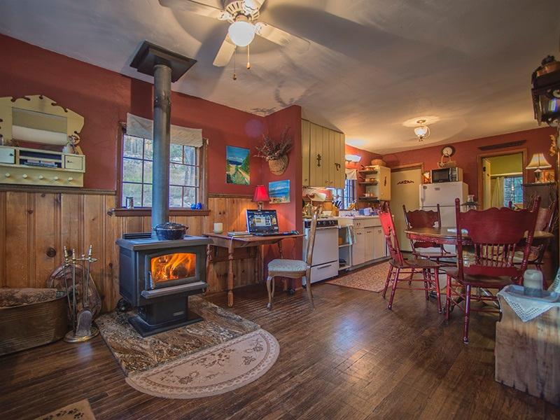Buckeye's Cabin - Cozy, Romantic Cabin in Leadville, Colorado, vacation rental in Leadville