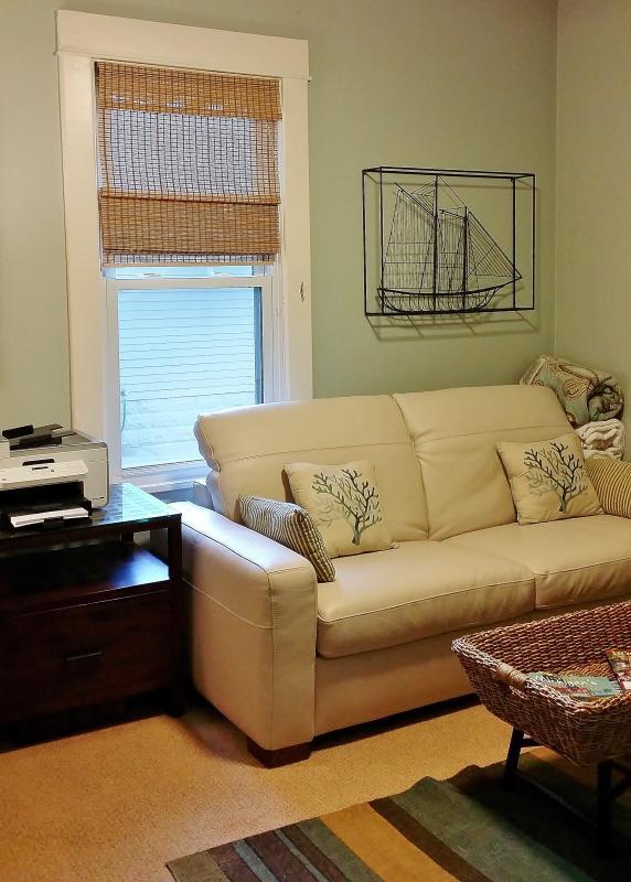1st floor library - Q sofa sleeper