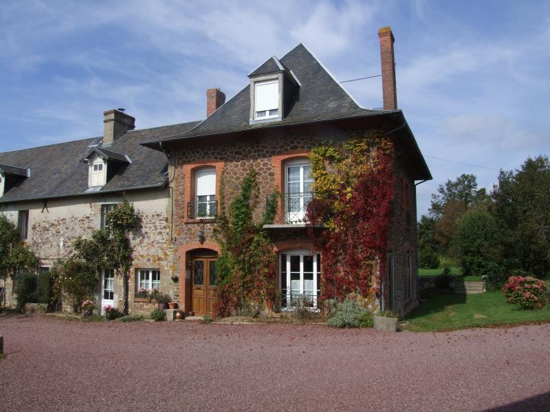 Chambres d'hôtes près de st Lô, location de vacances à Moyon