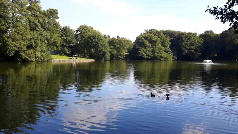 Lake 1, Upper Lake.