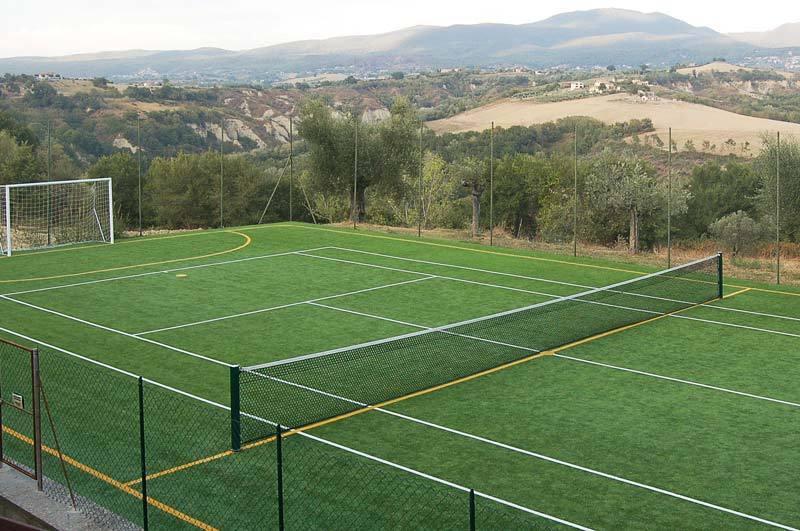 Multi Purpose Sports Field