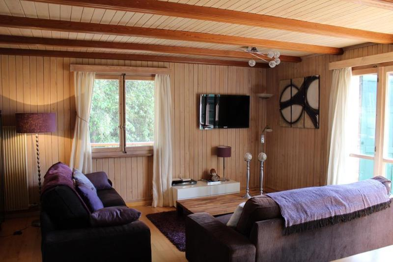 Chalet Clarines, vacation rental in Bagnes