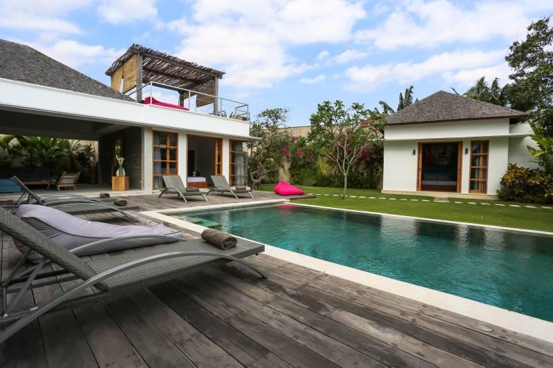 Villa Papat - Luxe, casa vacanza a Kerobokan