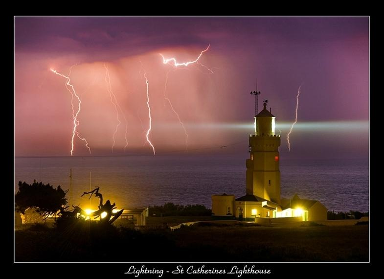 Saint Catherine's Lighthouse
