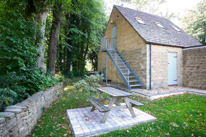 Annex @ The Rectory, alquiler vacacional en Moreton-in-Marsh