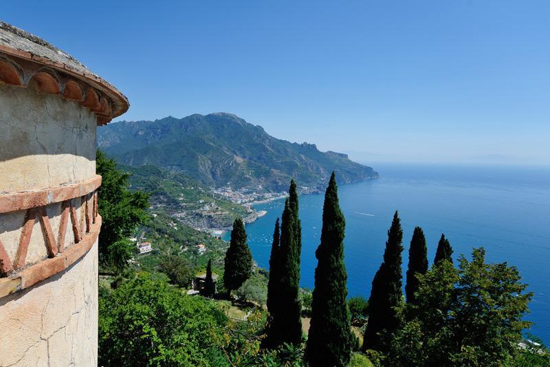 Views of the Amalfi Coast