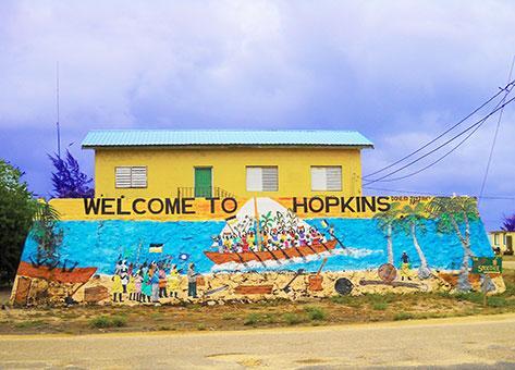 Bienvenue chez Hopkins !