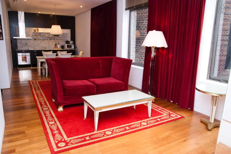 Luxury apartment in the Faena Hotel in Buenos Aires, vacation rental in Berazategui
