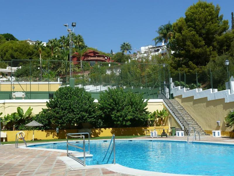 Pool at Sports Complex