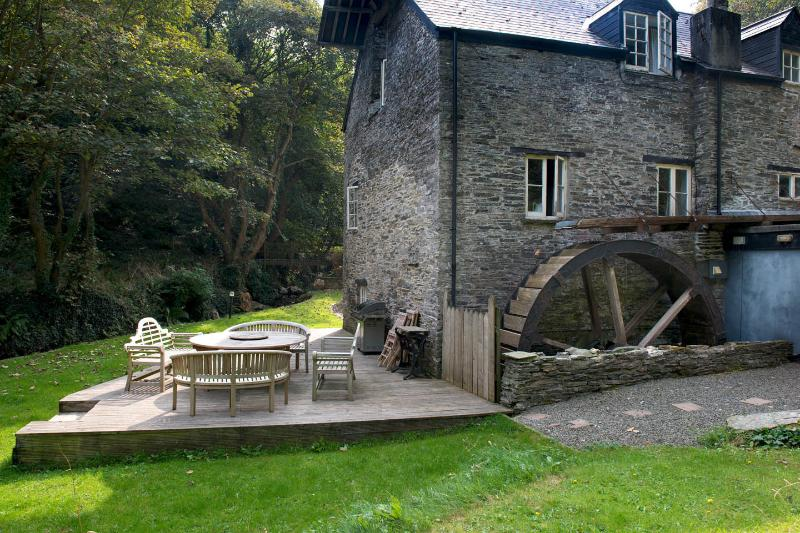 Trevillett Mill, vacation rental in Tintagel