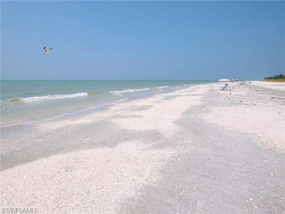 Our beach.