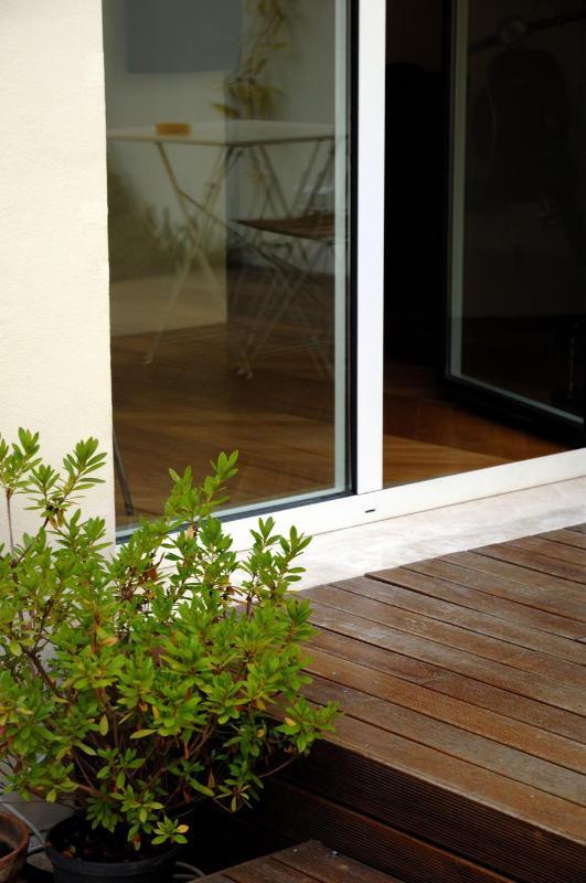 terrace - detail