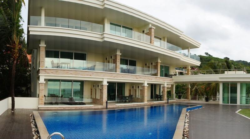 Penthouse, Panoramic Sea View, Phuket, Thailand., vacation rental in Karon