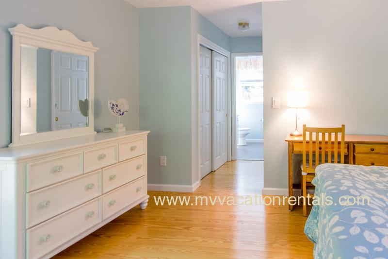 1st Level Master Bedroom with Bath