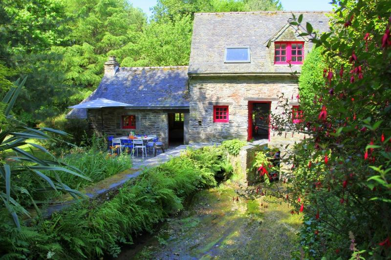 Le Héron, vacation rental in Landerneau