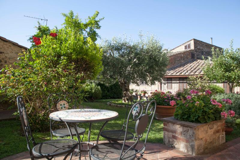 Casa del Giardino, holiday rental in San Gimignano