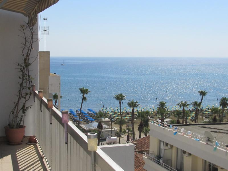 View over the Seafront from balcony