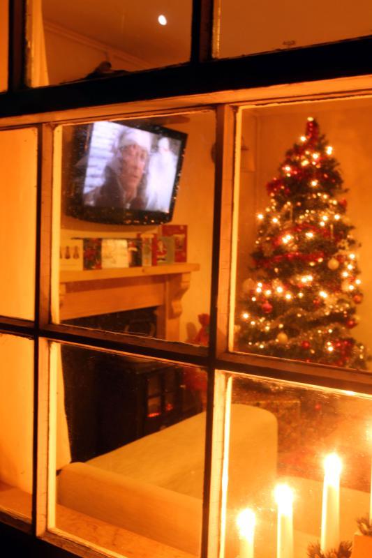 Kerstmis in Juanperi Cottage