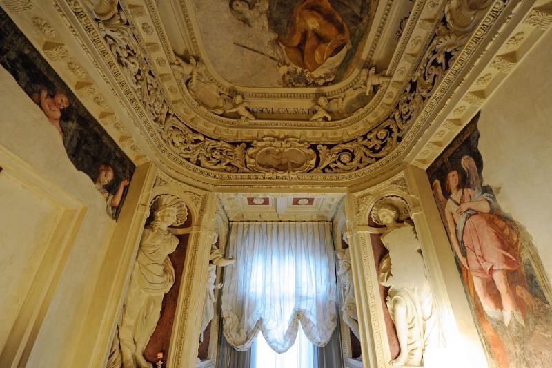 Suite Executive - Casa Museo Palazzo Valenti Gonzaga, location de vacances à Cerese di Virgilio