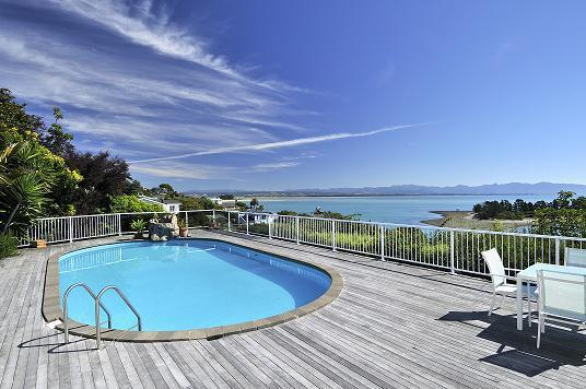 Stunning views apartment*Fifeshire Villa*, holiday rental in Nelson-Tasman Region