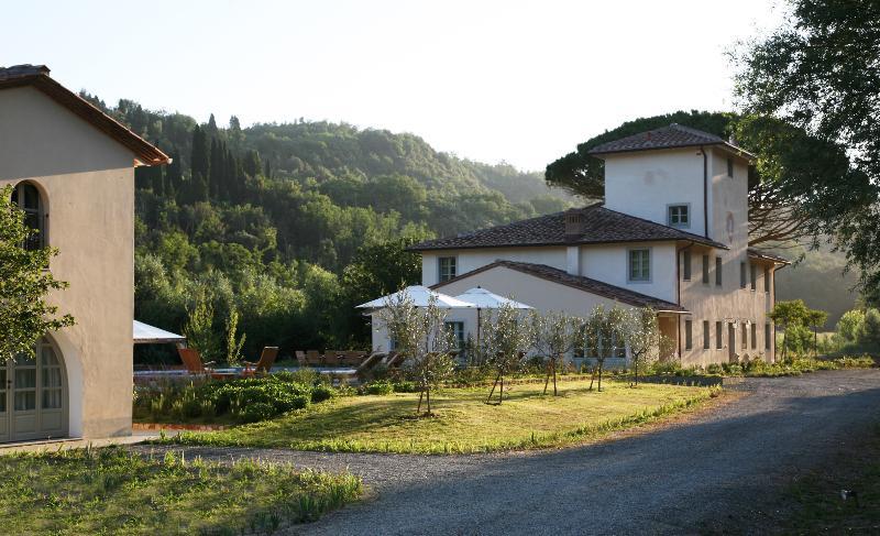 Villa Valle, vacation rental in La Capannina