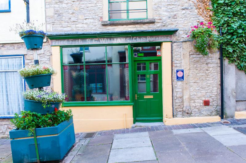 Courtyard Apartment ,Shepton Mallet ,Nr Wells, Somerset., vacation rental in Shepton Mallet