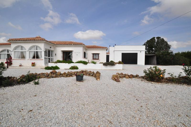 Villa Felipe, In the Heart of Andalucia, where stress free relaxing holidays start