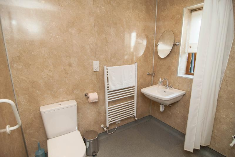 wetroom with wheelchair access