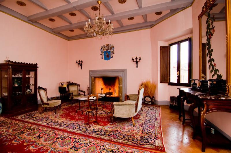 Castello di Foglia, location de vacances à Magliano Sabina