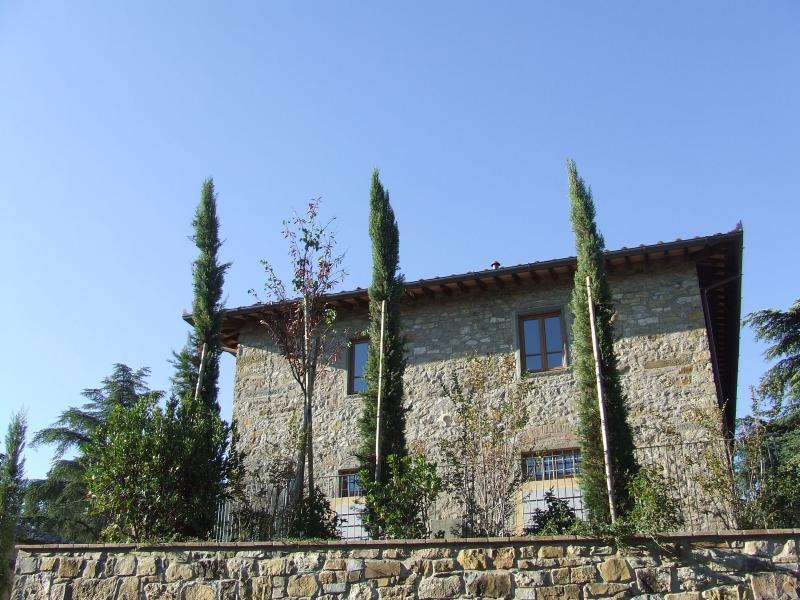 he exterior of The Casaloni