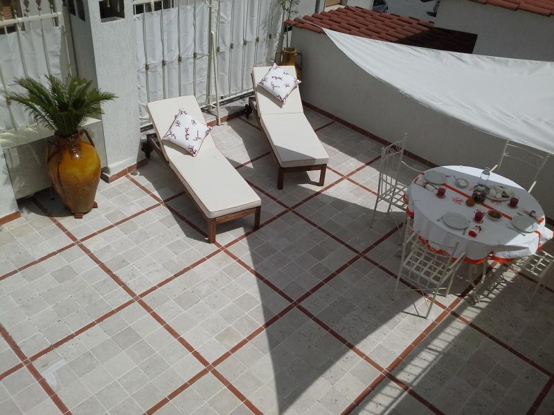 Appartamento con fantastico terrazzo, holiday rental in Ceglie Messapico