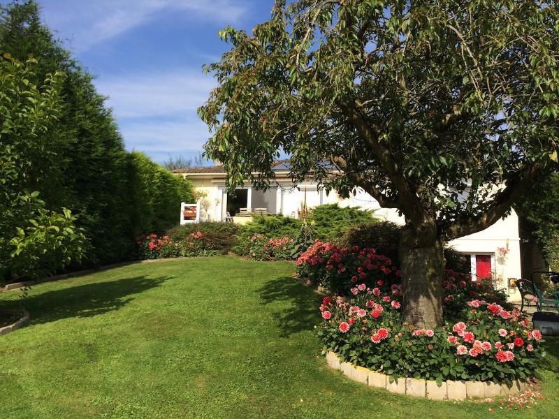 Zen In Picardie - it's soon springtime 2019!  Some dates still open!  Book now!