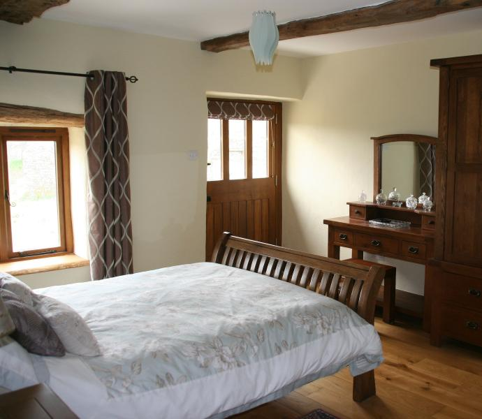 Master Bedroom with own outdoor access