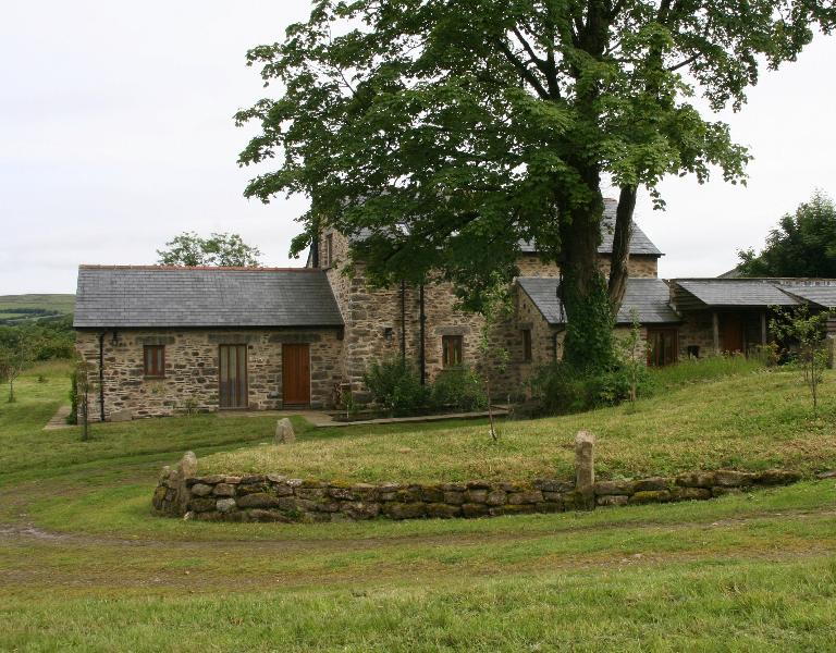 Front of Swallow Barn