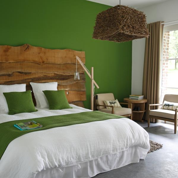 Natural and raw, our room 'Thomas Bewick'
