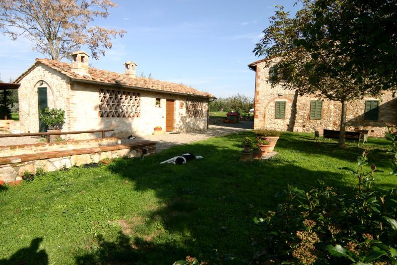 casa tipica toscana singola, vacation rental in Colle di Val d'Elsa