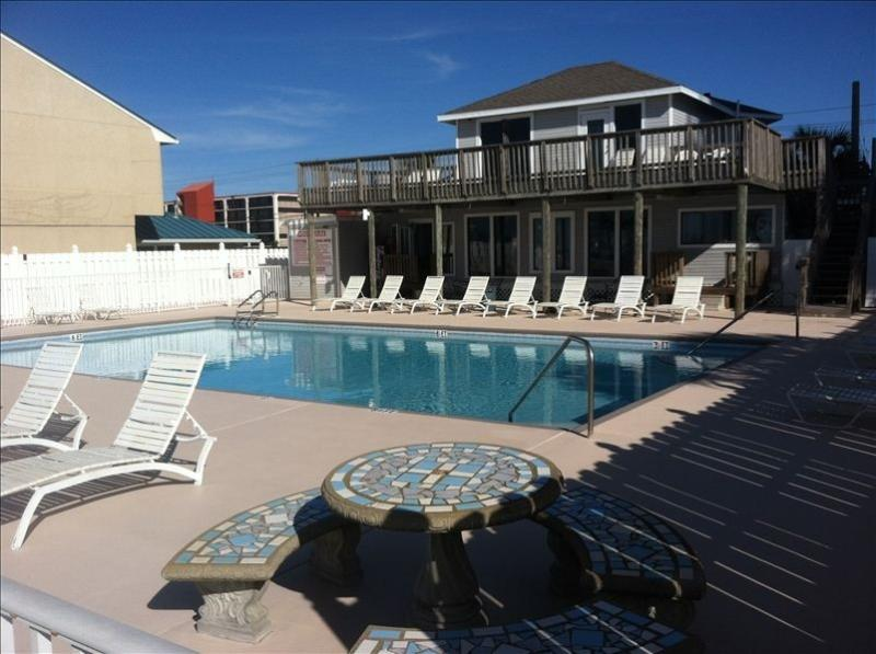 Gulf Highlands Beach Resort Club House with Pool (located on beach front)