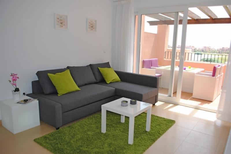 Trendy apartment with fantastic views, location de vacances à Torre-Pacheco