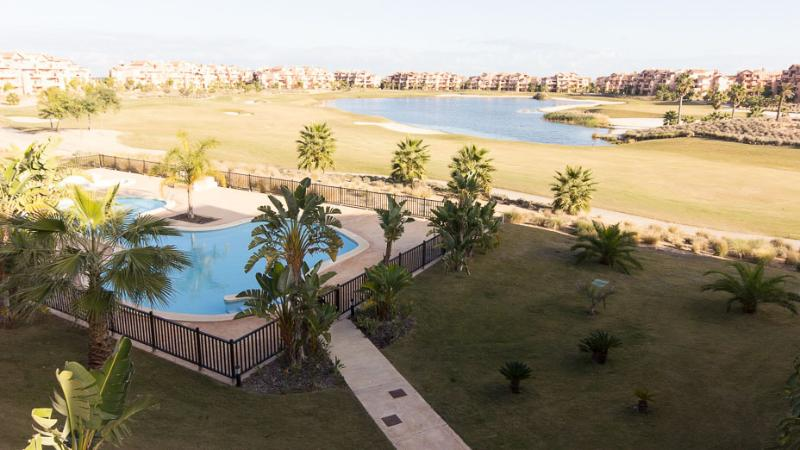 Amazing views ! Best location on the famous Mar Menor Golf Resort ! 5 star hotel on resort !