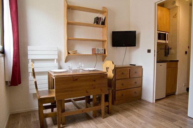 Ski apartment for 2 people, Tignes Val Claret Chalet in Tignes