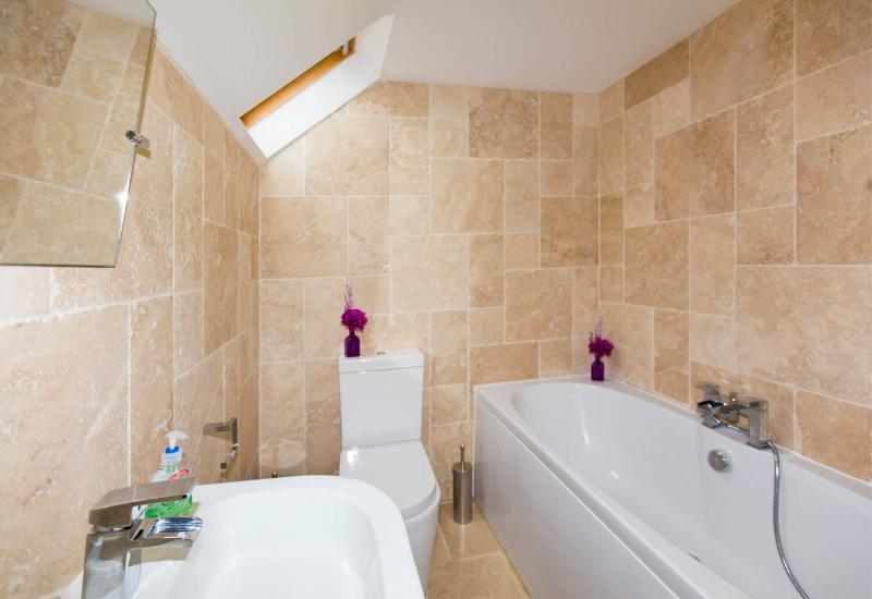 Family Bathroom with bath and large separate shower