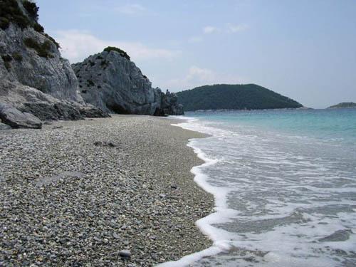 Hovolo strand nära oss