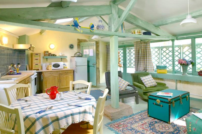 'The Lodge', a country style at 'La Gaudane', vacation rental in Milhars