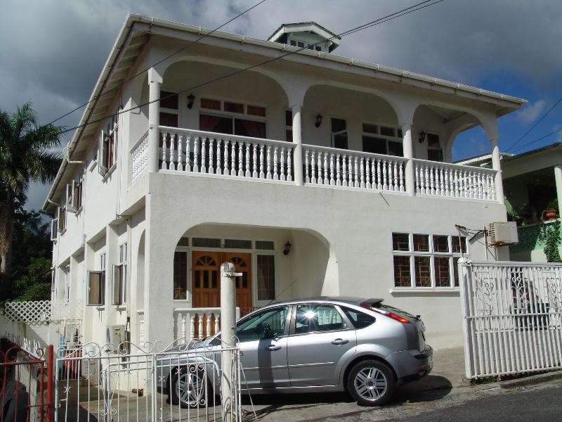Home from Home, holiday rental in Soufriere