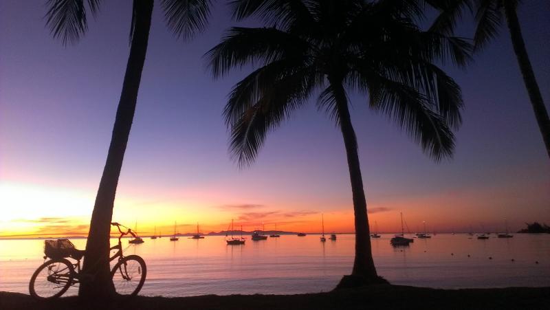 Amazing sunsets from Horseshoe Bay.
