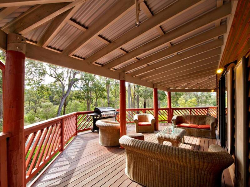 Hidden Paradise - secluded bushland holiday house, vacation rental in Margaret River